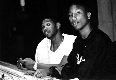 Usher 2003 Usher Plans Justin Tim...