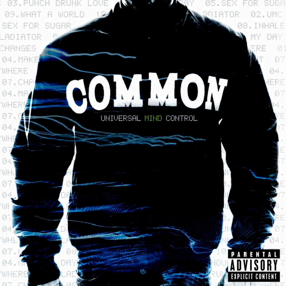 Common – Universal Mind Control 2008 Preview  The Neptunes 1