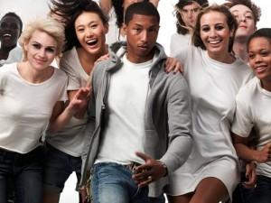 Pharrell Gap