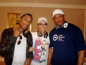 Pharrell & Dr. Dre