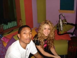 Shakira & Pharrell