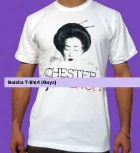 Geisha T-Shirt (Guys)