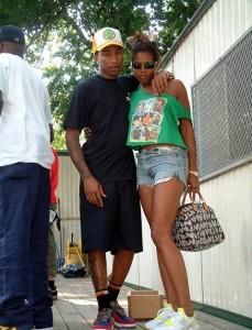 Kelis & Pharrell