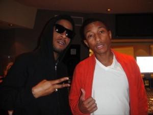 Kid Cudi & Pharrell