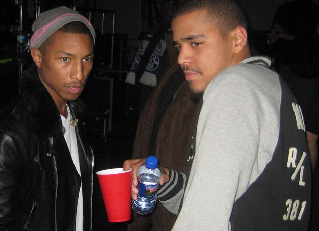 Pharrell & J. Cole