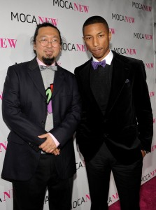 Pharrell Williams, Takashi Murakami