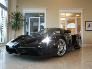 Pharrell's Ferrari 2