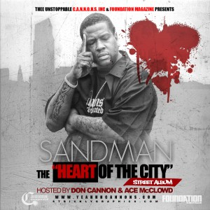 Sandman - Heart Of The City (2009)