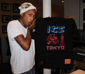 The Icecream Store Tokyo 4th Anniversary Campaign