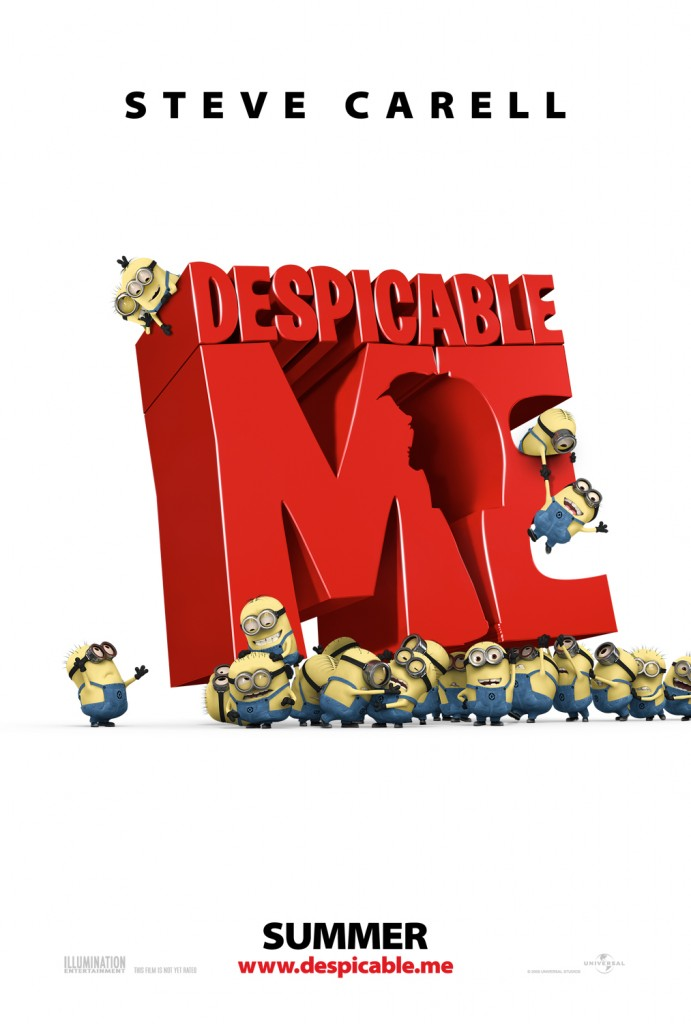 Despicable Me OST Preview \'Snippets\' | The Neptunes #1 fan sitedespicable me soundtrack