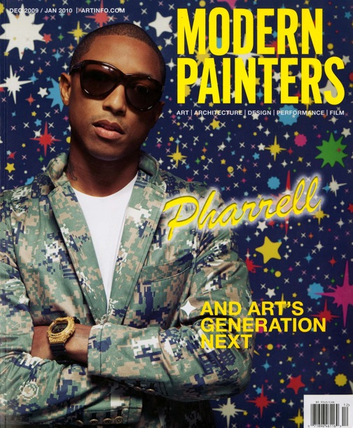 Modern Painters Cover