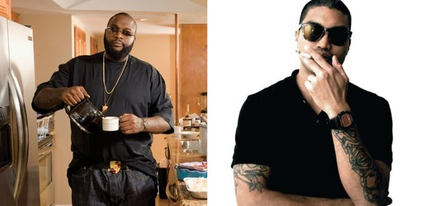 Rick Ross & Chad Hugo