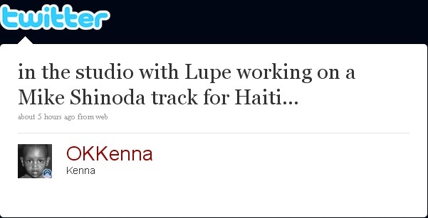 Kenna, Lupe & Mike Shinoda