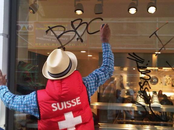 Pharrell BBC Store