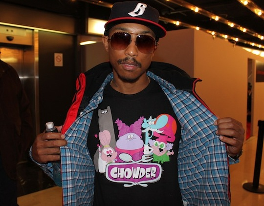Pharrell Chowder T-Shirt