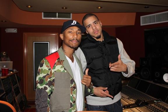 Pharrell & J. Cole 1