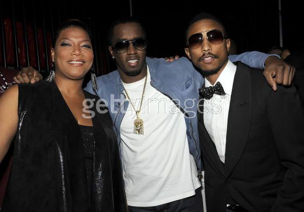 2. Diddy, Queen Latifah & Pharrell SOS 2
