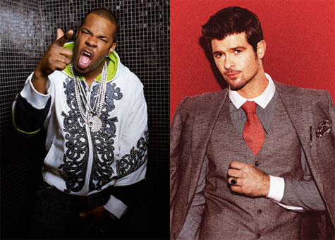 Busta Rhymes & Robin Thicke