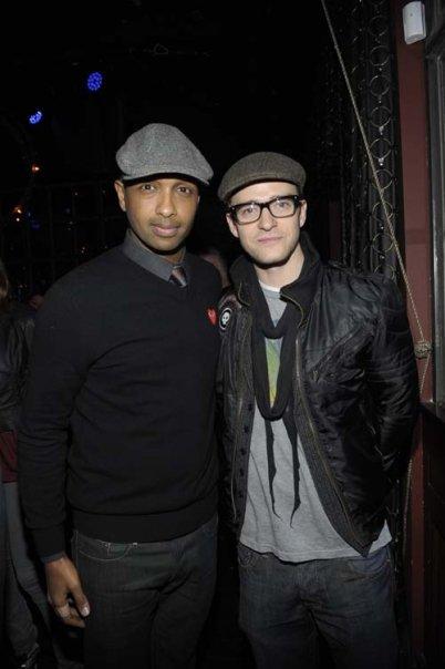 Kenna & Justin Timberlake