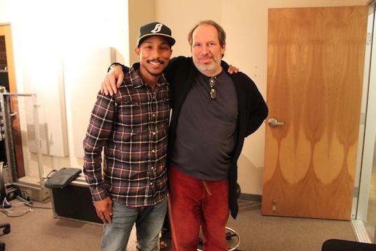 Pharrell & Hans Zimmer