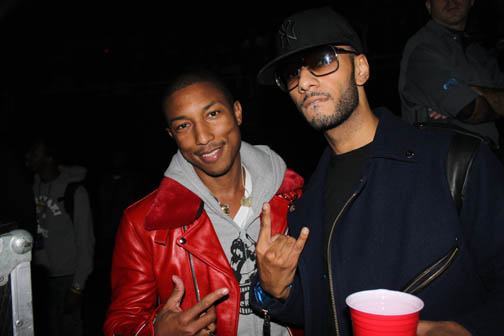 Pharrell & Swizz Beatz
