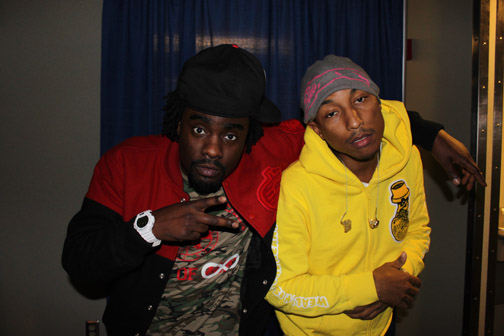 Wale & Pharrell