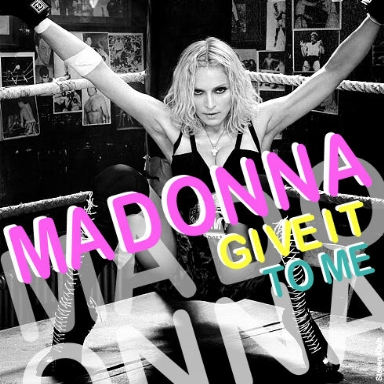 Madonna - Give It 2 Me (CDS) (2010)