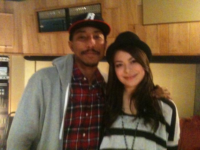 Miranda Cosgrove & Pharrell