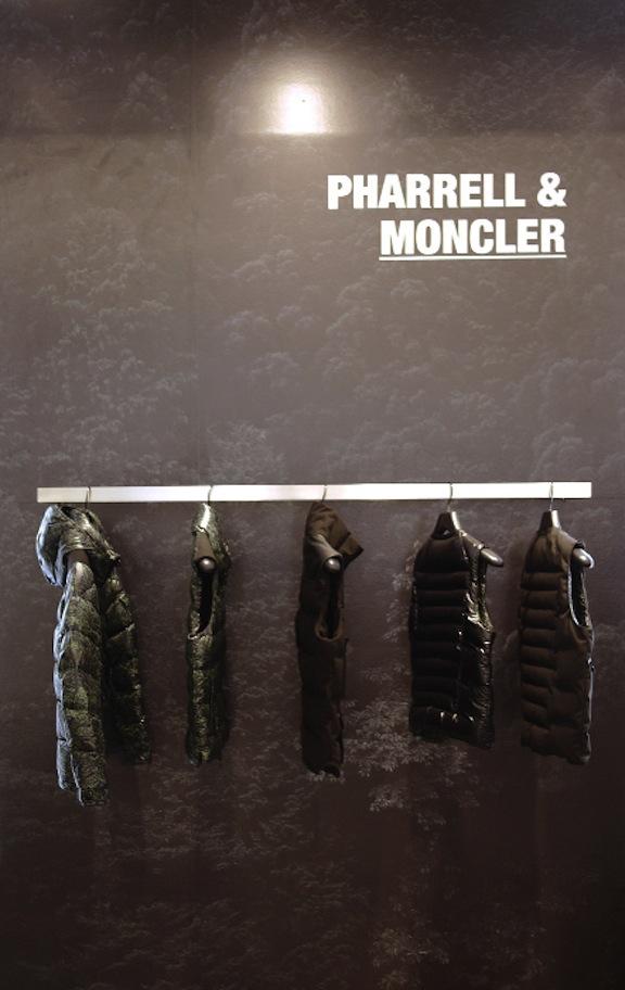 Pharrell & Moncler At Colette 2