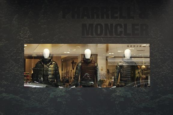 Pharrell & Moncler At Colette