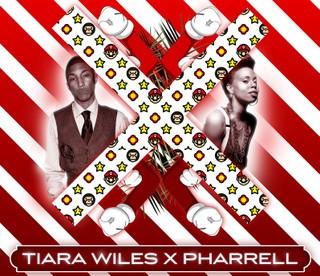 Tiara Wiles - Phinding Pharrell (2009) 1