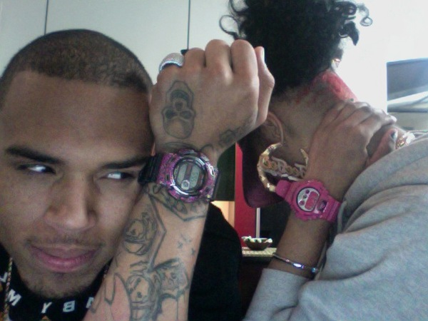Chris Brown Teyana Taylor