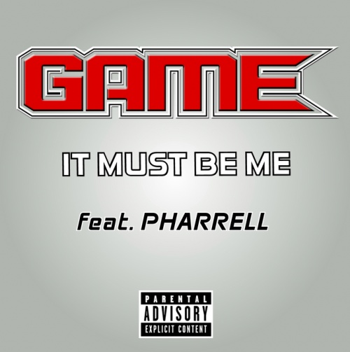 Game - It Must Be Me (CDS) (2010)