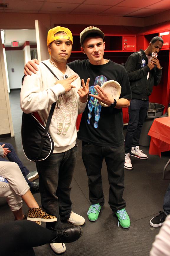 Jesse & Chad