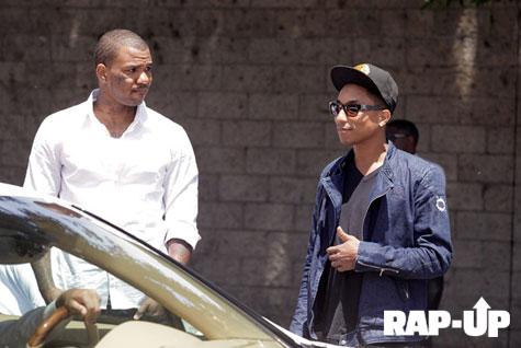 Game & Pharrel