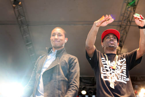 Pharrell & Big Sean