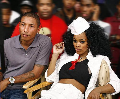 Pharrell & Teyana