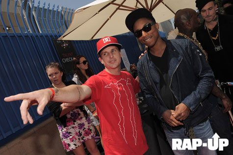 Rob Dyrdek & Pharrell