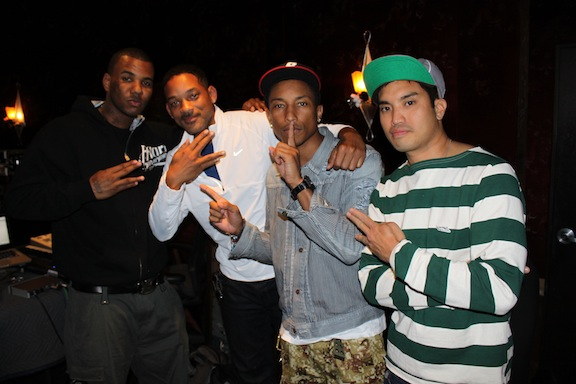 The Neptunes, Will Smith & Game