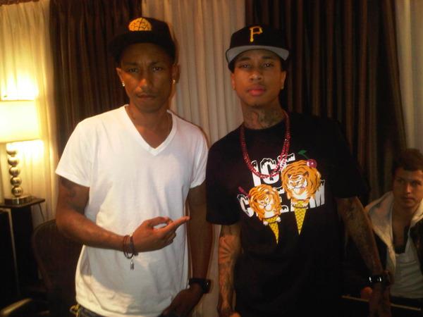 Tyga & Pharrell