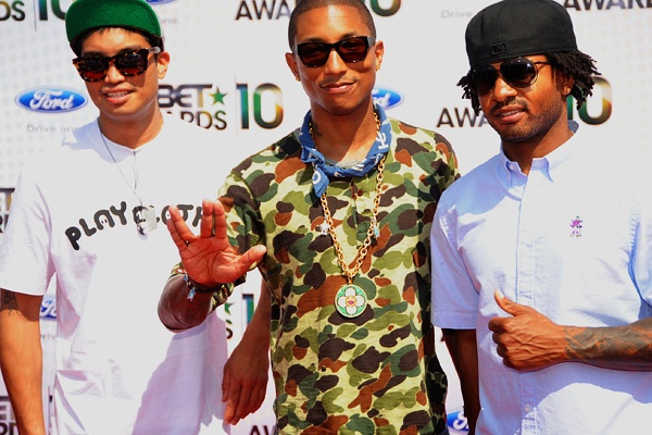 NERD At BET Awards