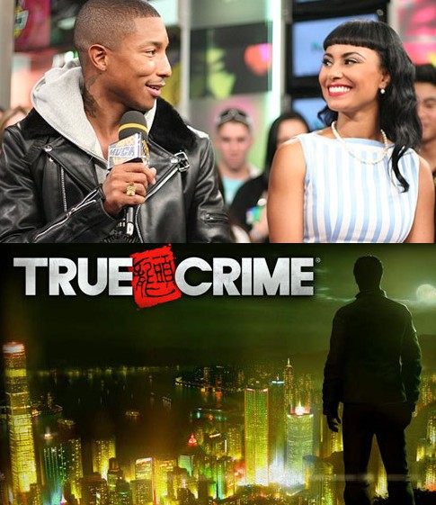 Pharrell & Rhea On True Crime