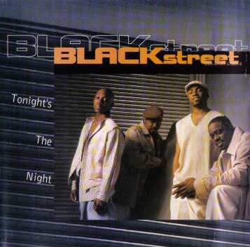 Blackstreet - Tonight's The Night (CDS) (1994)