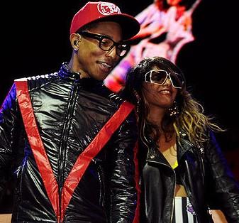 Pharrell & M.I.A.