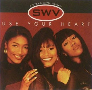 SWV - Use Your Heart (CDS) (1996)